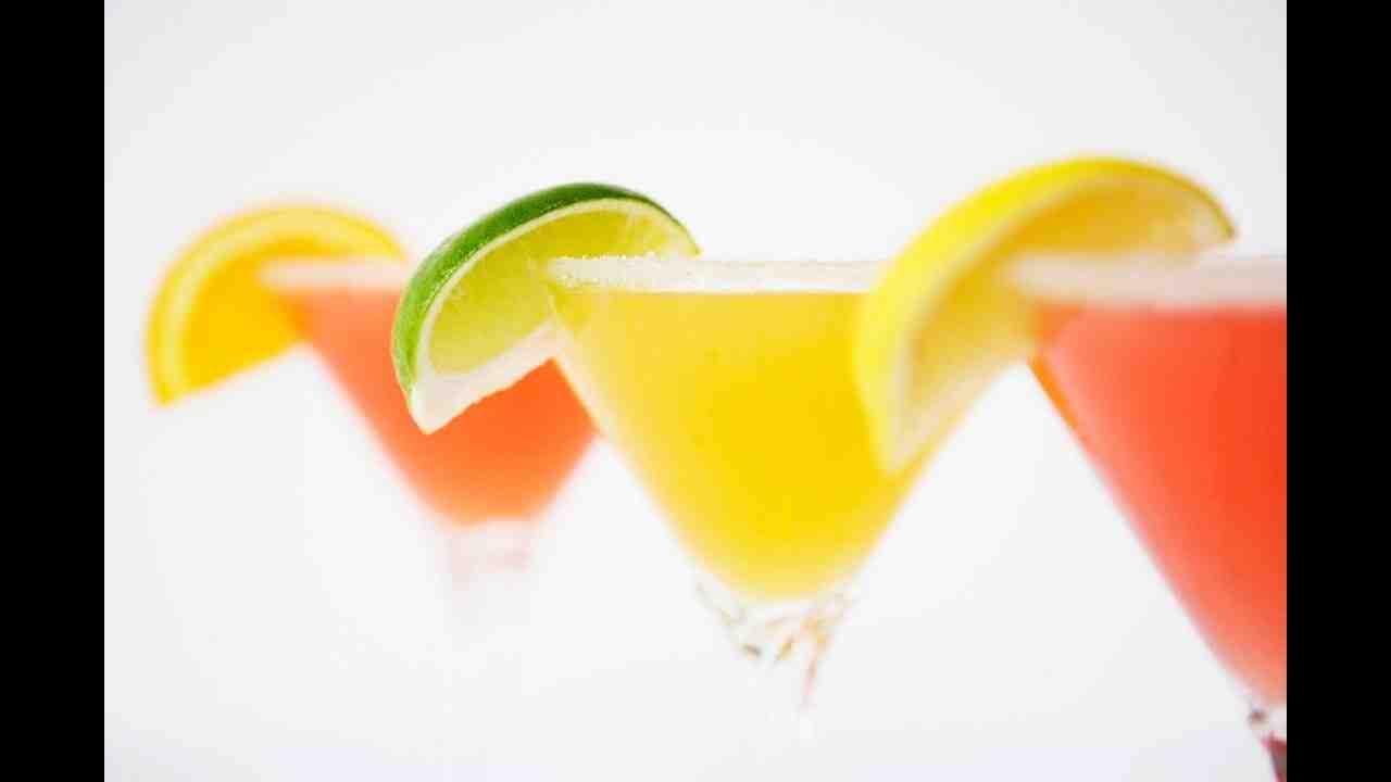 Comment réaliser les couches d'un cocktail?