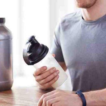 Quand boire son shaker de protéine ?