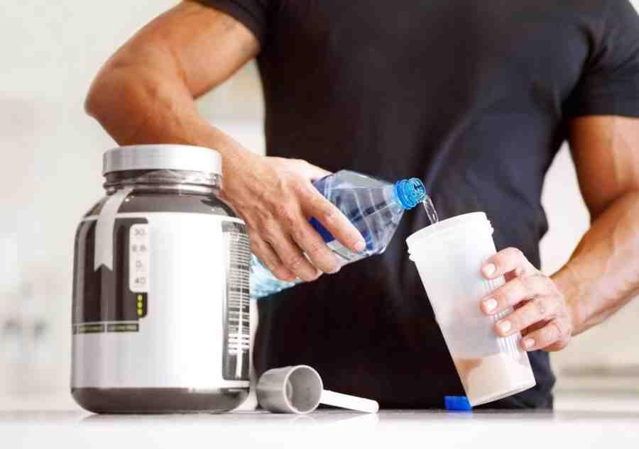 Quand prendre des boissons protéinées?