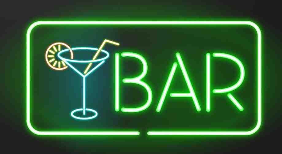 Quel alcool dans un bar?