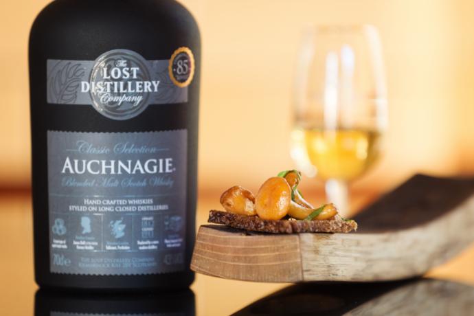 Quel type de whisky faut-il boire comme tractus gastro-intestinal?