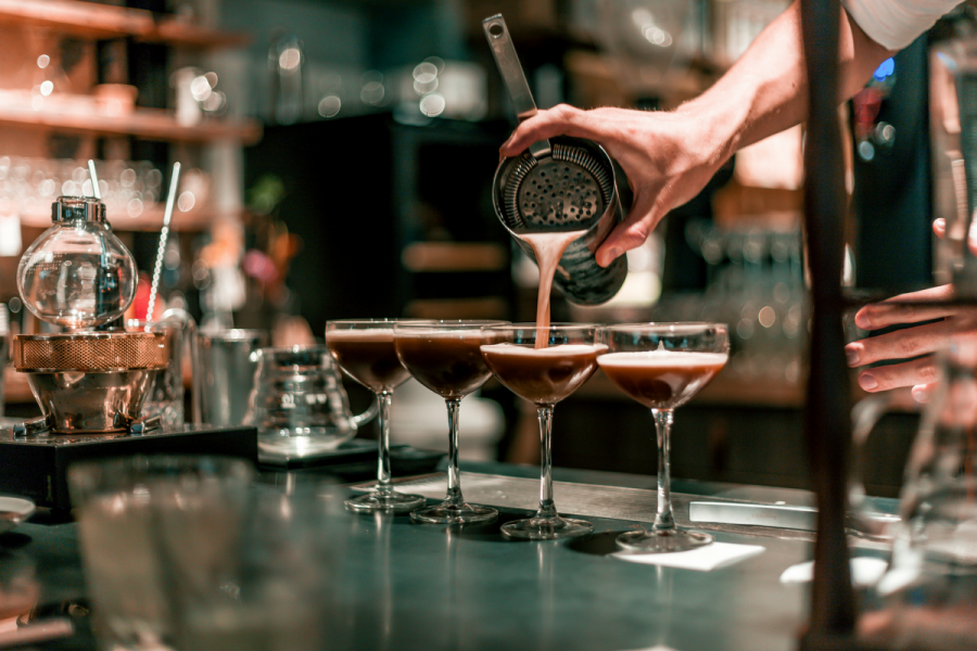 Comment Ecrit On cocktail ?