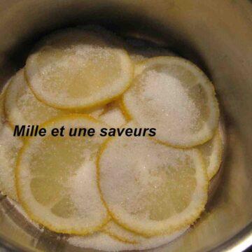 Comment couper un citron en rondelle ?