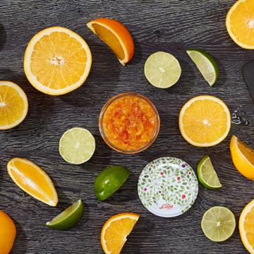 Comment couper un citron vert ?