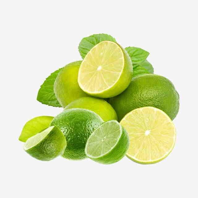 Comment couper un citron vert en quartiers?