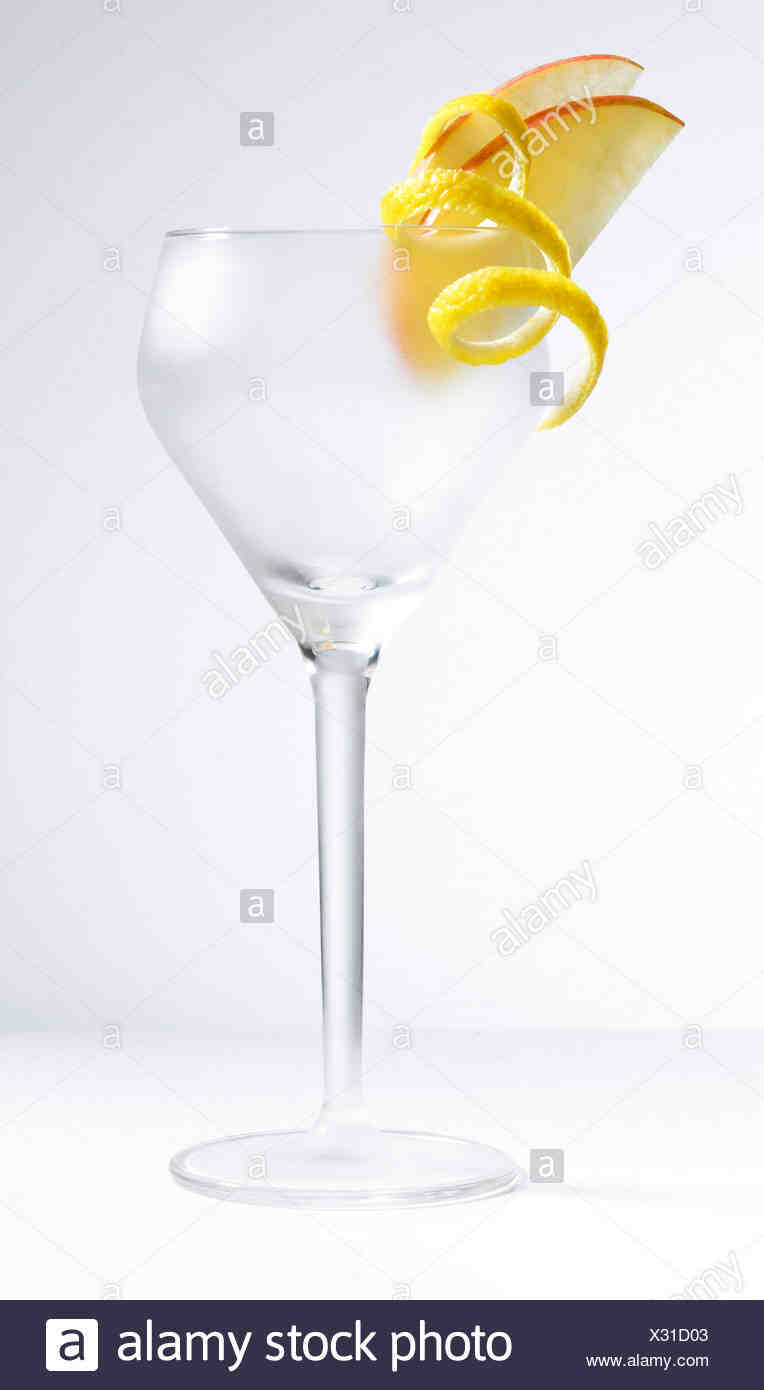 Comment décorer un verre à cocktail ?