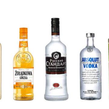 Quel mélange avec la vodka ?