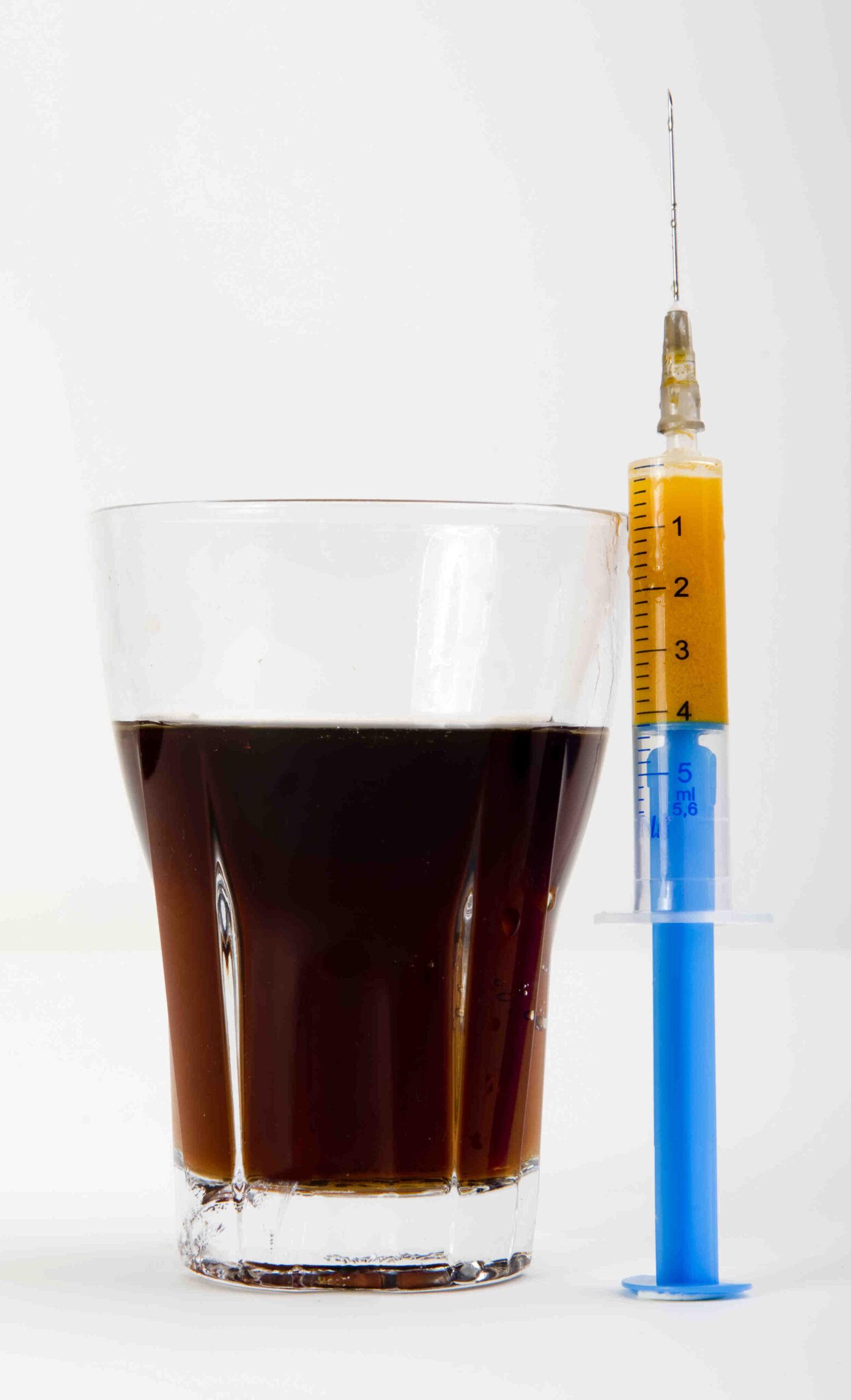 Comment arrêter de boire du soda?
