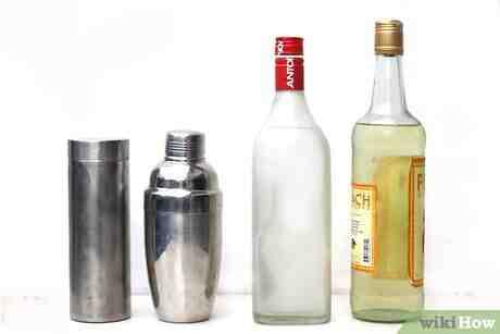 Comment boire de la vodka?