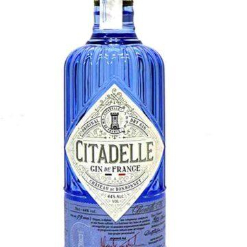 Comment boire le gin Citadelle ?
