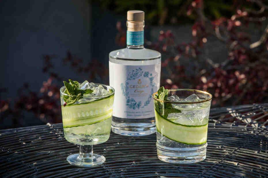 Comment soutirer le gin tonic?