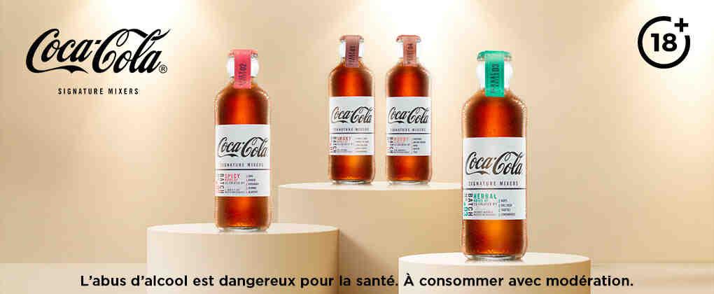 Est-il acceptable de boire du Coca?