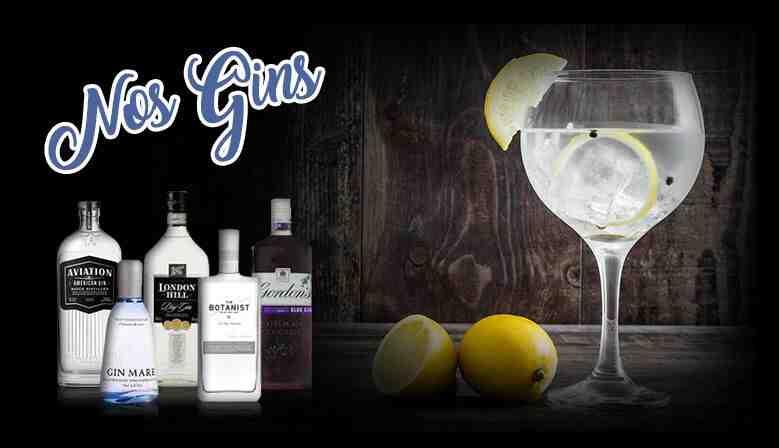 Quand boire du gin?
