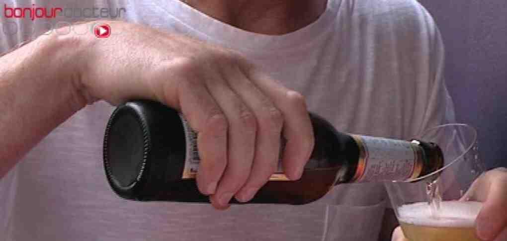Qu'est-ce qui n'est pas un alcool fort pour le soir?