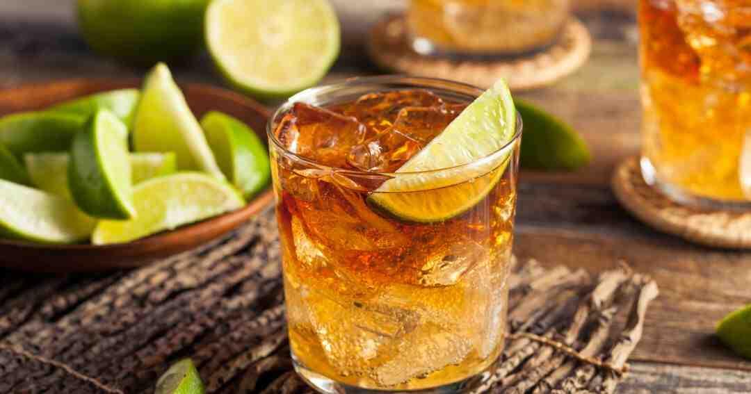 Qu'est-ce qu'un verre de rhum?